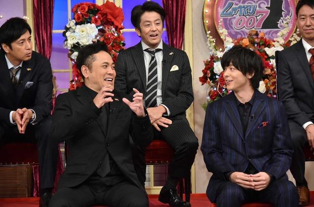 1022「しゃべくり007」 (C) NTV