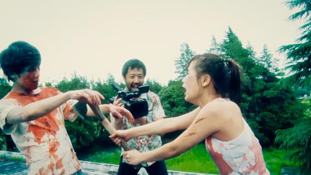 『カメラを止めるな!』(C) ENBUゼミナール