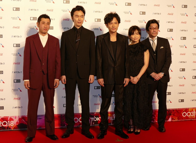 第31回東京国際映画祭 コンペティション部門『半世界』