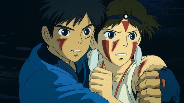 『もののけ姫』 (C)1997 Studio Ghibli・ND