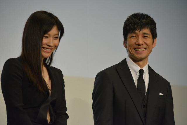 篠原涼子&西島秀俊/『人魚の眠る家』GALAスクリーニング