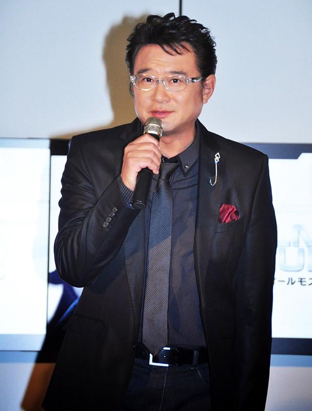 船越英一郎/「ALMOST HUMAN オールモスト・ヒューマン」DVDリリース記念イベント