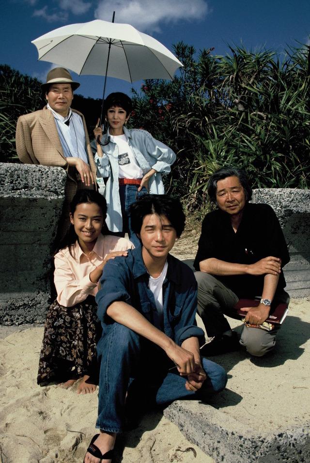『男はつらいよ 寅次郎紅の花』(監督:山田洋次)(C)1995 松竹株式会社