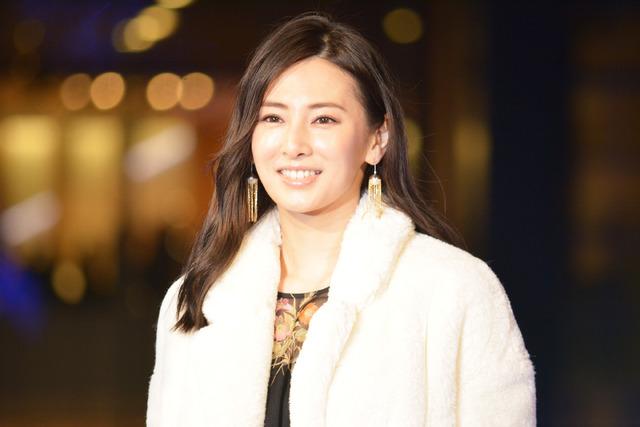 北川景子/「ミッドタウン・クリスマス 2017」点灯式