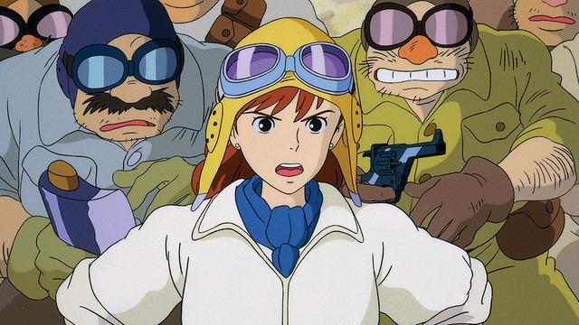 『紅の豚』(c)1992 Studio Ghibli・NN