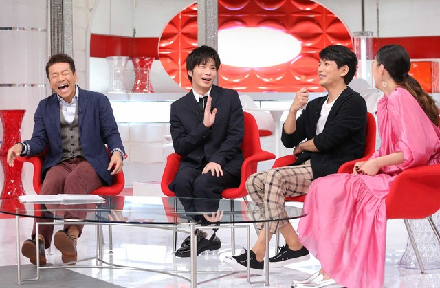 田中圭「おしゃれイズム」 (C) NTV