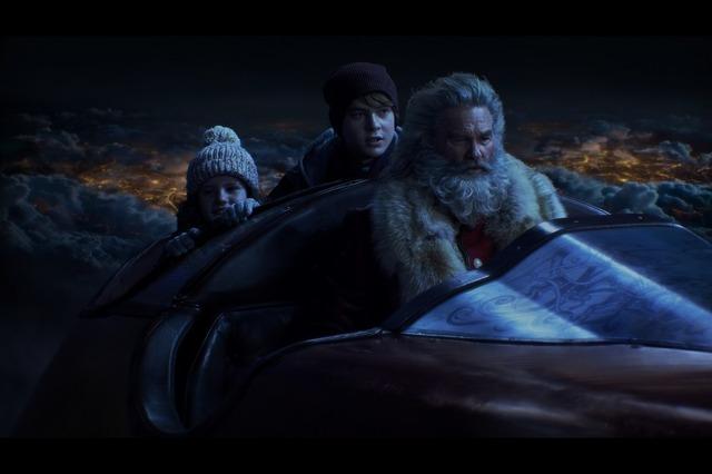 Netflixオリジナル映画『クリスマス・クロニクル』11月22日(金)より全世界同時オンラインストリーミング