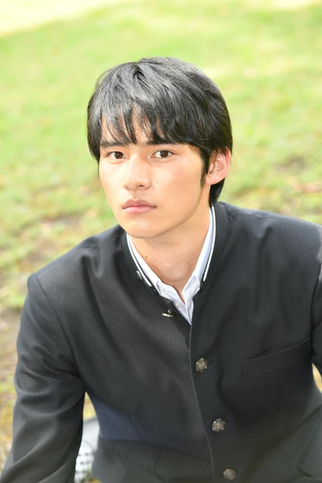 岡田健史「中学聖日記」(c)TBS
