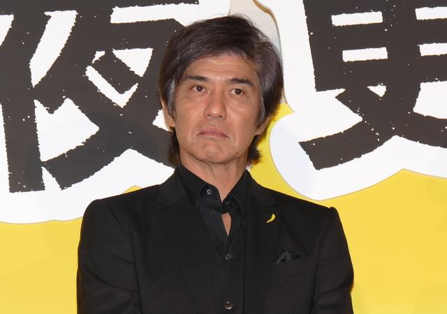 佐藤浩市『こんな夜更けにバナナかよ 愛しき実話』完成披露試写会