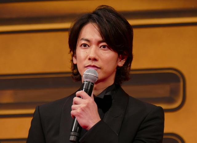 佐藤健/『億男』完成披露試写会