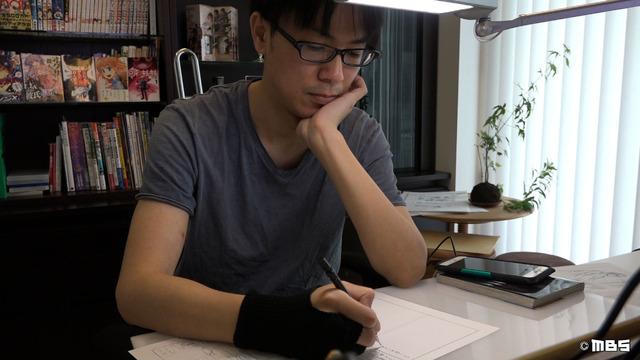 「情熱大陸」漫画家諫山創が物語の最後に描きたいものとは