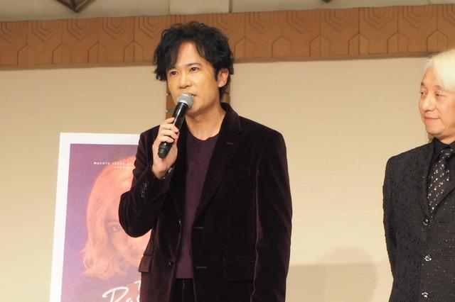 稲垣吾郎/『ばるぼら』製作発表