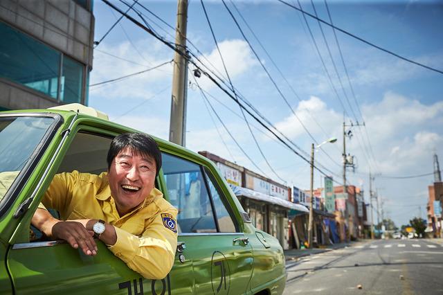 『タクシー運転手 ~約束は海を越えて~』 (C) 2017 SHOWBOX AND THE LAMP. ALL RIGHTS RESERVED.