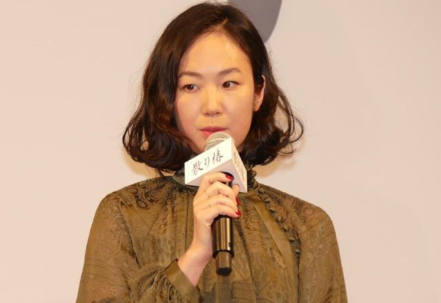 黒木華/『散り椿』完成報告記者会見