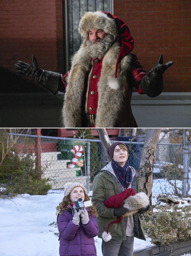 Netflixオリジナル映画『クリスマス・クロニクル』