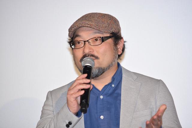 白石晃士監/『不能犯』初日舞台挨拶