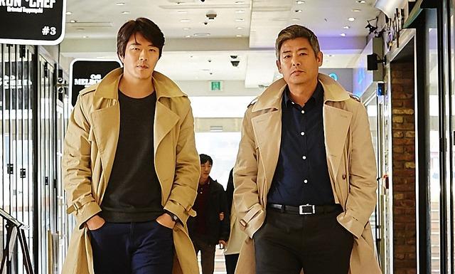 『探偵なふたり』 (c)2015 CJ E&M Corporation, All Rights Reserved.