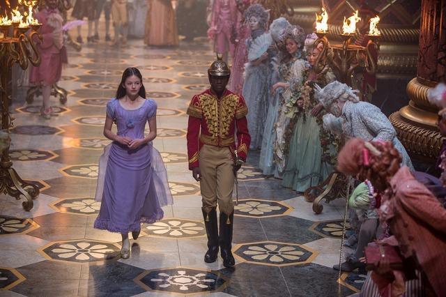 『くるみ割り人形と秘密の王国』(C) 2018 Disney Enterprises, Inc. All Rights Reserved.