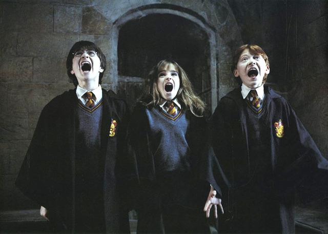 『ハリー・ポッターと賢者の石』(C)APOLLO