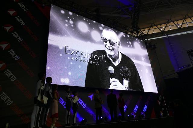 スタン・リー追悼「東京コミックコンベンション2018」(東京コミコン2018)