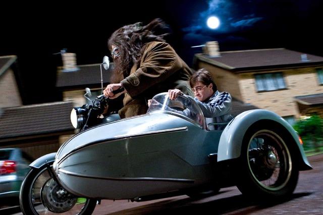 『ハリー・ポッターと死の秘宝 PART1』 (C) APOLLO