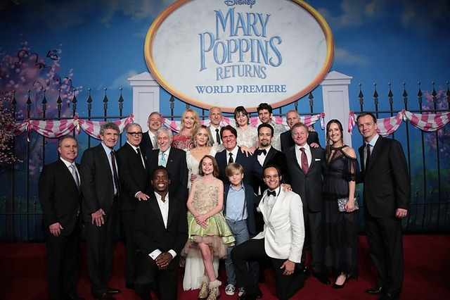 『メリー・ポピンズ リターンズ』(C)2018 Disney Enterprises Inc.