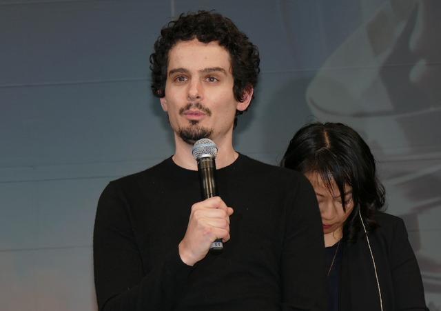 『ファースト・マン』来日会見/デイミアン・チャゼル監督