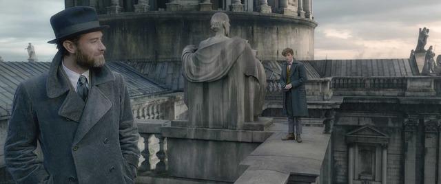 『ファンタスティック・ビーストと黒い魔法使いの誕生』(C)2018 Warner Bros. Ent.  All Rights Reserved.Harry Potter and Fantastic Beasts Publishing Rights (C)J.K.R.