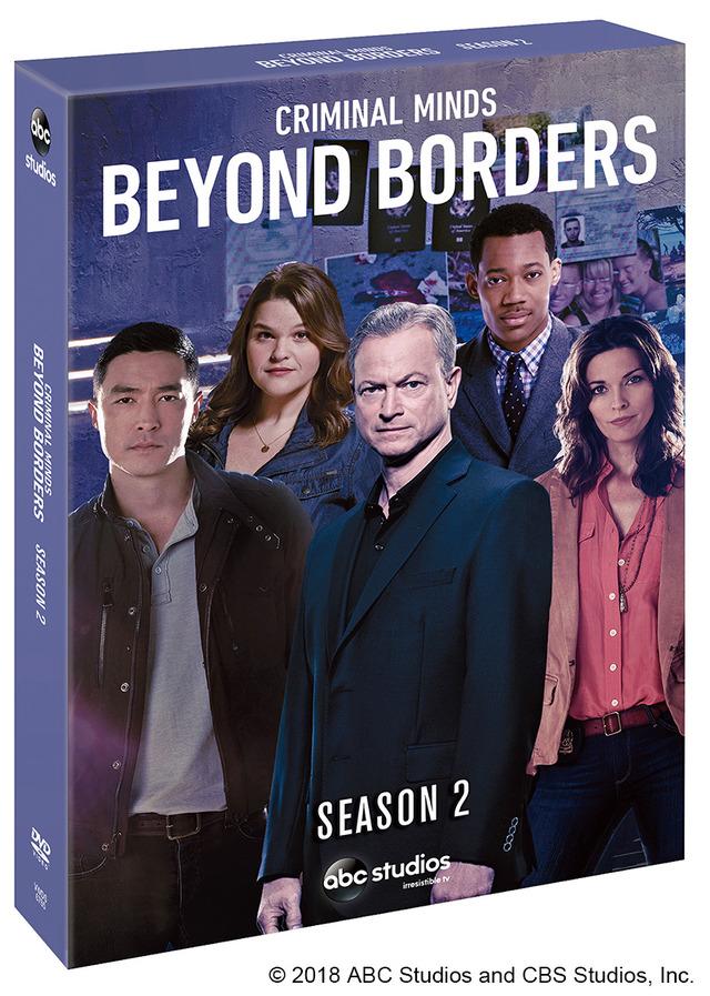 「クリミナル・マインド 国際捜査班」(C) 2018 ABC Studios and CBS Studios, Inc.