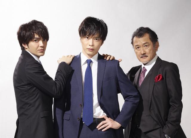 「おっさんずラブ」ドラマ版 (C)テレビ朝日