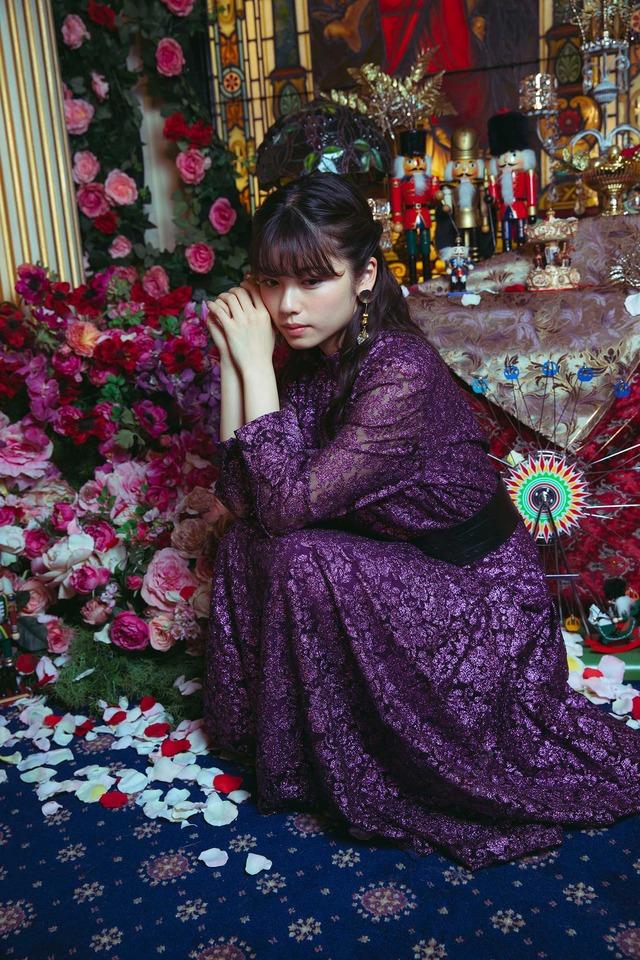 小芝風花『くるみ割り人形と秘密の王国』/photo:You Ishii