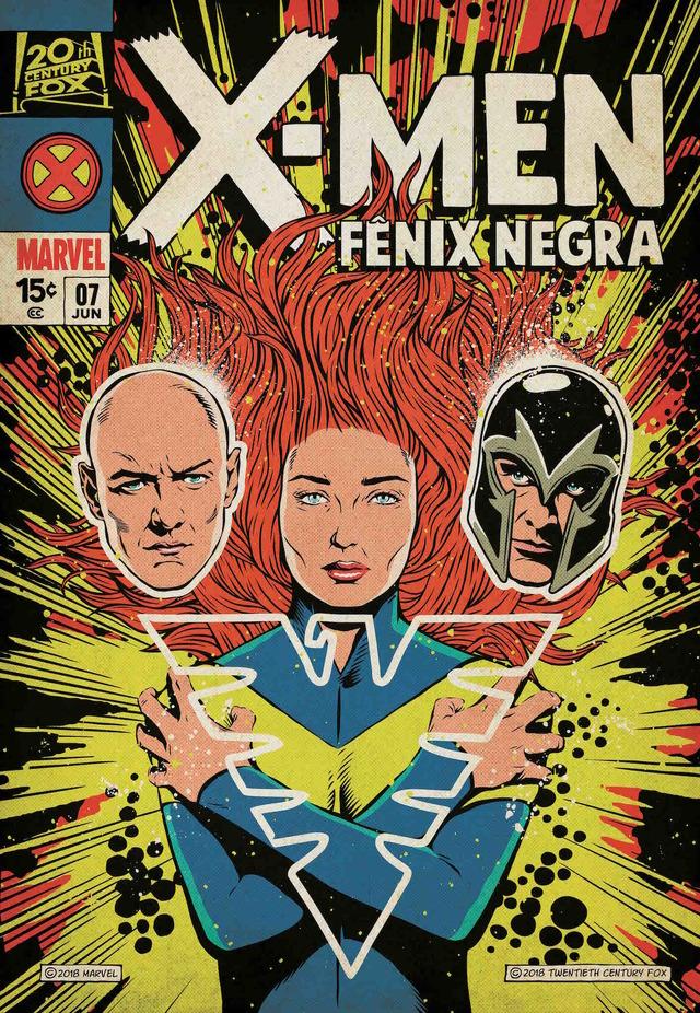 『X-MEN:ダーク・フェニックス』ブラジルコミコン (C)2018 Twentieth Century Fox Film Corporation