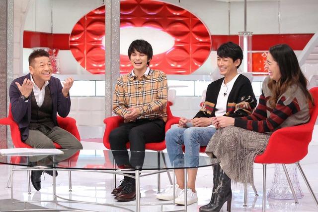 1216「おしゃれイズム」 (C) NTV