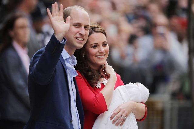 ウィリアム王子&キャサリン妃(C)Getty Images