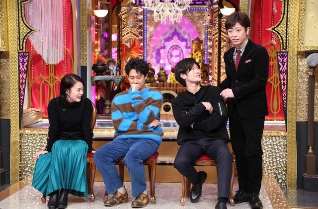 「今夜くらべてみました 大泉洋vs高畑充希!水卜アナ&後輩Xmas女子会2時間SP」 (C) NTV