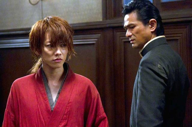 『るろうに剣心』(C)和月伸宏/集英社 (C)2012「るろうに剣心」製作委員会