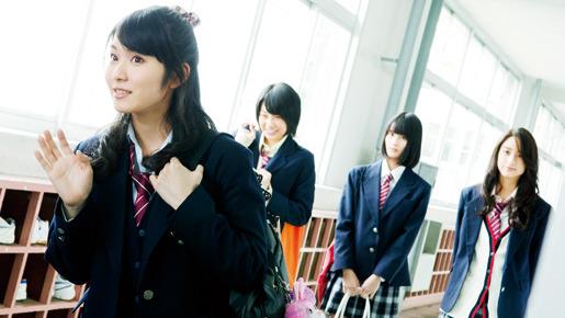 『桐島、部活やめるってよ』 -(C) 2012「桐島」映画部 -(C) 朝井リョウ/集英社