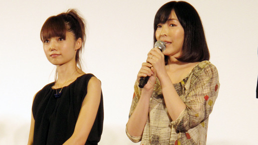 『カラフル』舞台挨拶 photo:Yoko Saito