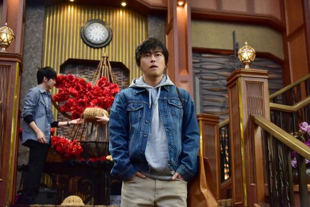 『マスカレード・ホテル』(C)2019 映画「マスカレード・ホテル」製作委員会 (C)東野圭吾/集英社