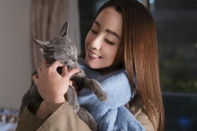 『猫は抱くもの』(C)2018「猫は抱くもの」製作委員会
