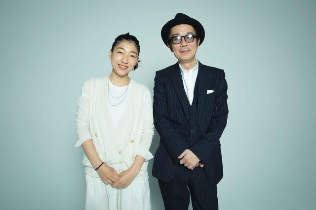 安藤サクラ&リリー・フランキー『万引き家族』/photo:You Ishii