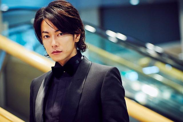 佐藤健『億男』/photo:Yosuke Koino