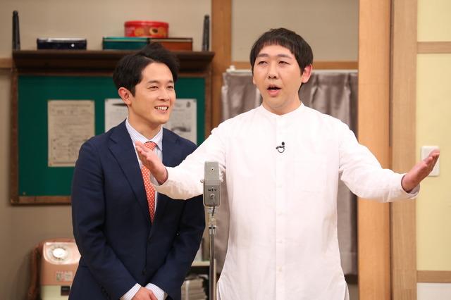 「ぐるナイおもしろ荘!日本で一番早いネタ祭!誰か売れて頂戴!」(C)NTV