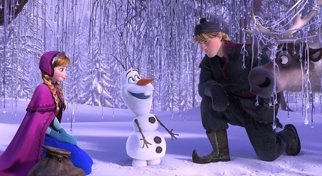 『アナと雪の女王』-(c) 2013 Disney Enterprises, Inc. All Rights Reserved.