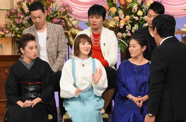 「行列のできる法律相談所3時間SP さんまVS怒れるスター軍団」 (C) NTV