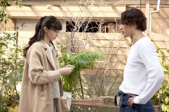 『雪の華』「100万円で恋人になってください」 (C)2019 映画「雪の華」製作委員会