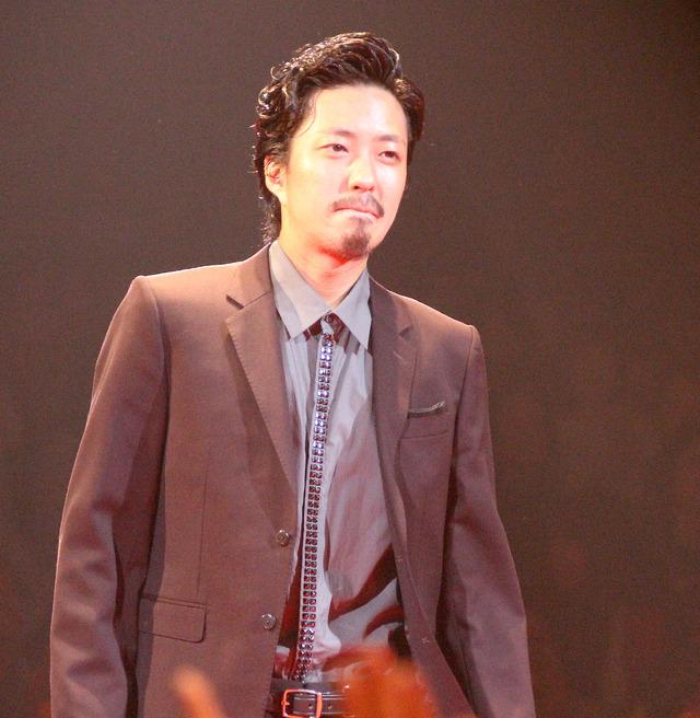 若葉竜也/『パンク侍、斬られて候』完成披露舞台挨拶