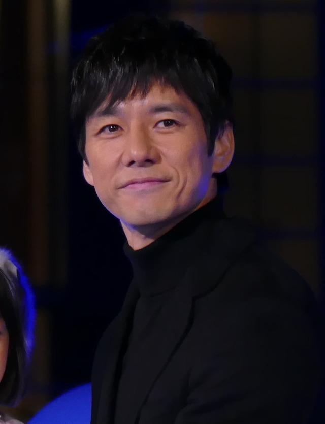 「MIDTOWN CHRISTMAS 2018」点灯式 映画『人魚の眠る家』に出演する西島秀俊