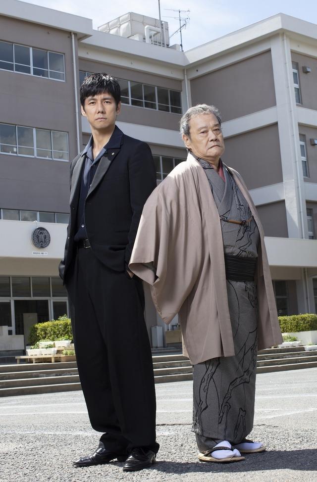 『任侠学園』(C) 今野 敏 / (C) 2019 映画「任侠学園」製作委員会