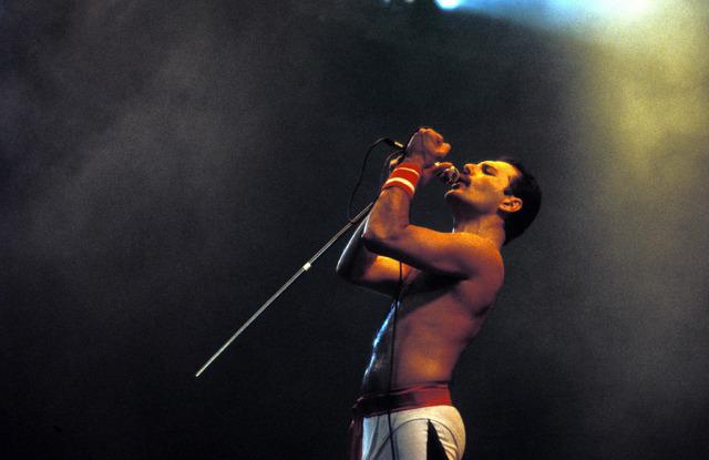 「クイーン ライブ・アット・ウェンブリー・スタジアム 1986」 (C)Getty Images